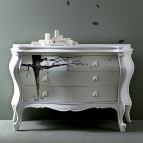 BERTO Chest of Drawers